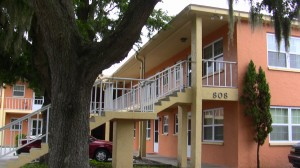 Apartment Rental: 808 Grand Central St, Apartment 5 at the Grandwater Apartments