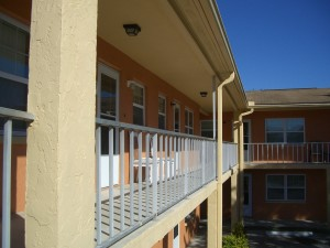 Apartment Rental: 808 Grand Central St, Apartment 8 at the Grandwater Apartments